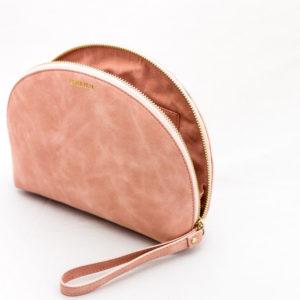 Pink Arc Clutch - Caelum