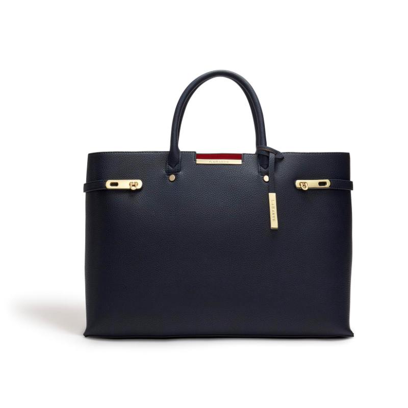 Windsor Blue Shoulder Bag