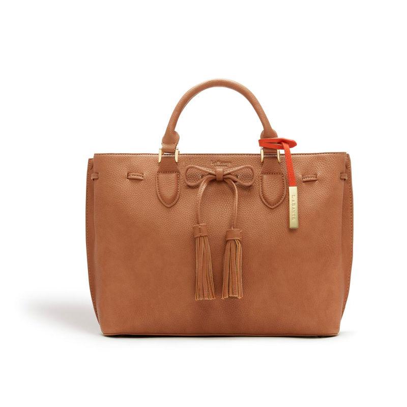 Audrey Brown Tote Bag