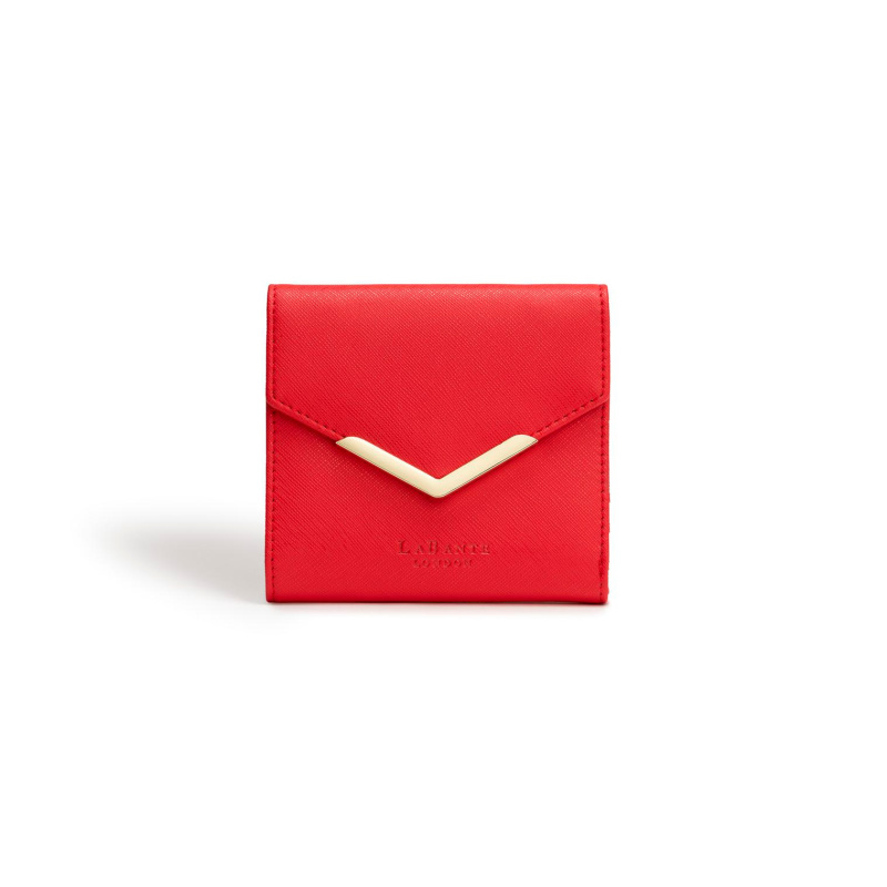 Diana Red Wallet
