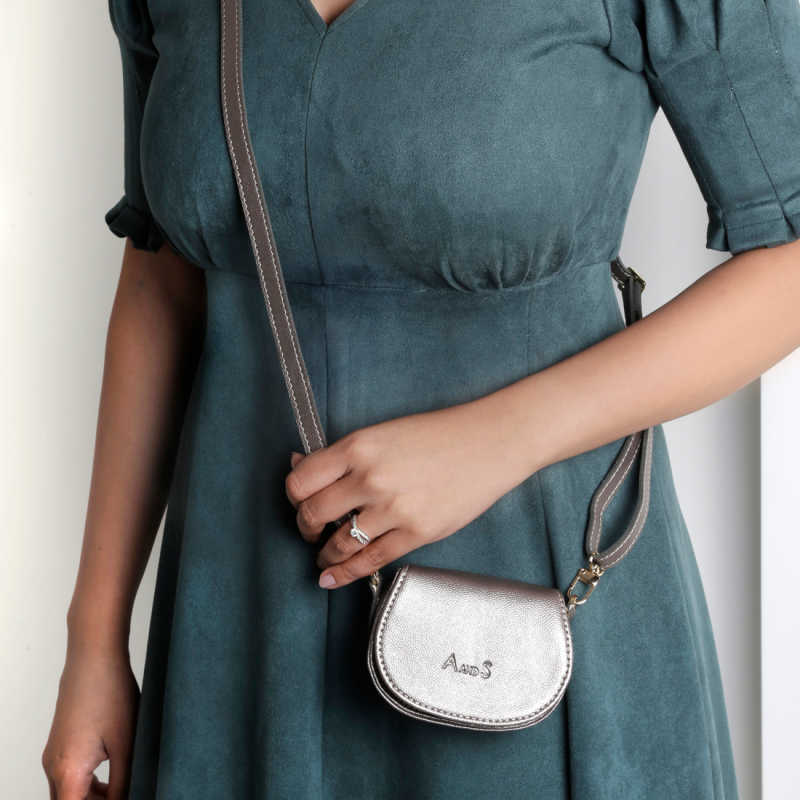 Mini Purse with Sling