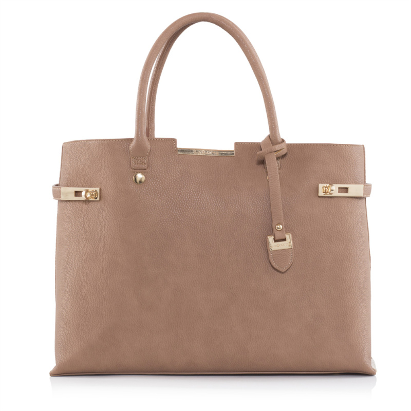 Windsor Brown Shoulder Bag