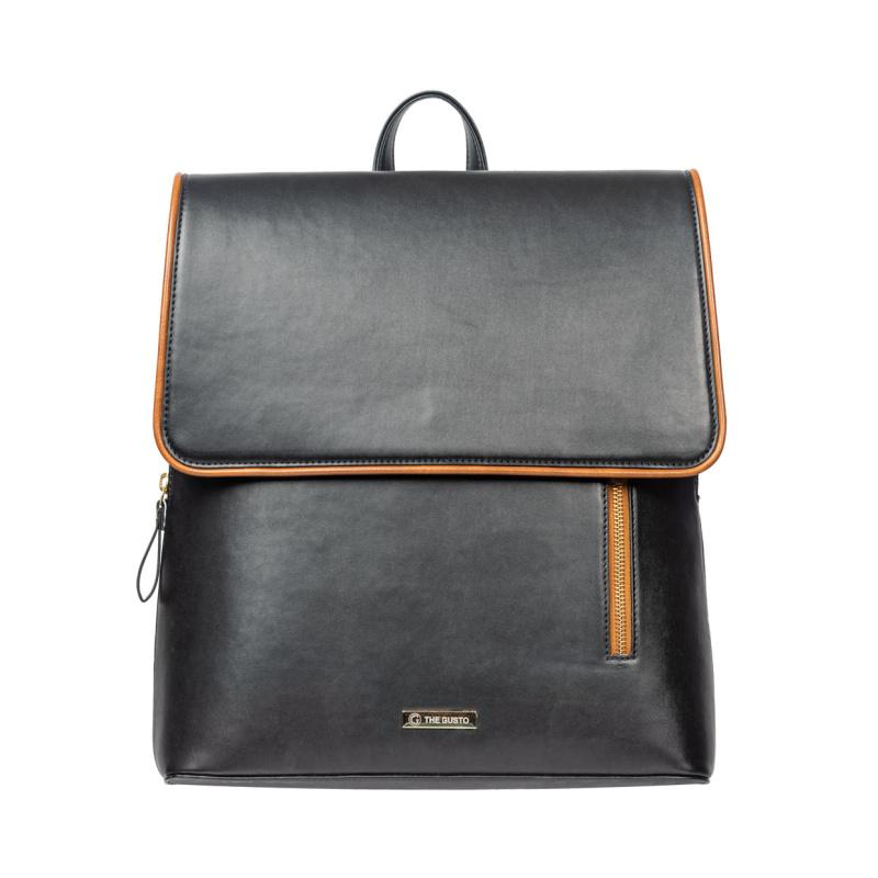 Black Parker Laptop Backpack