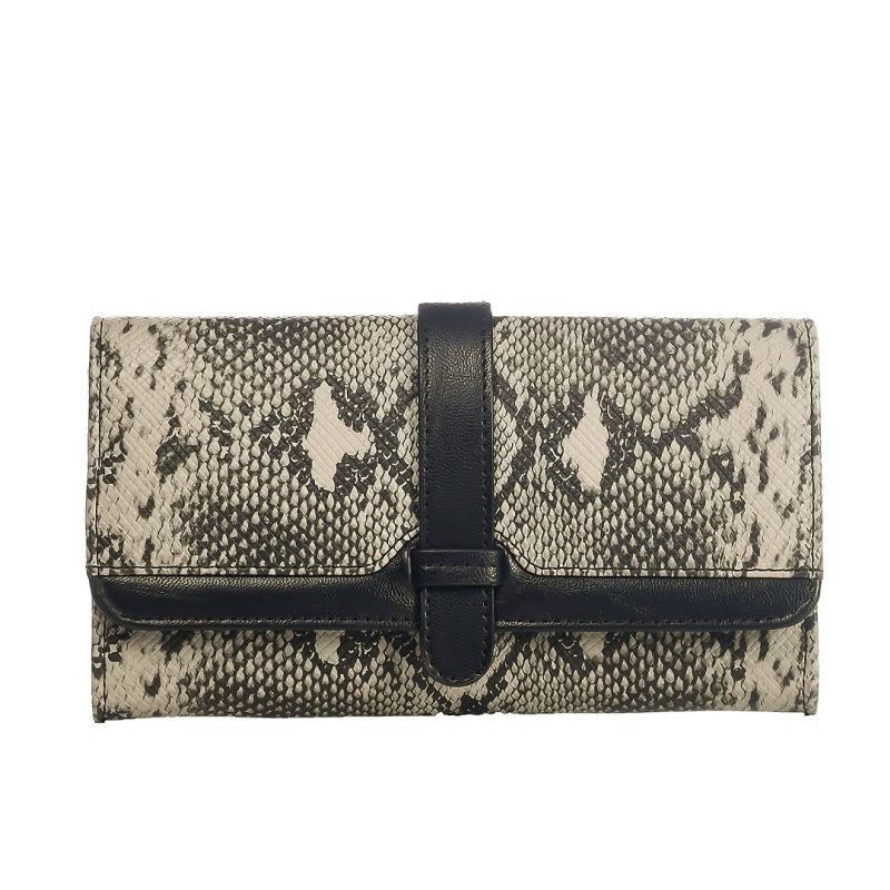 Grey Wild Parker Wallet