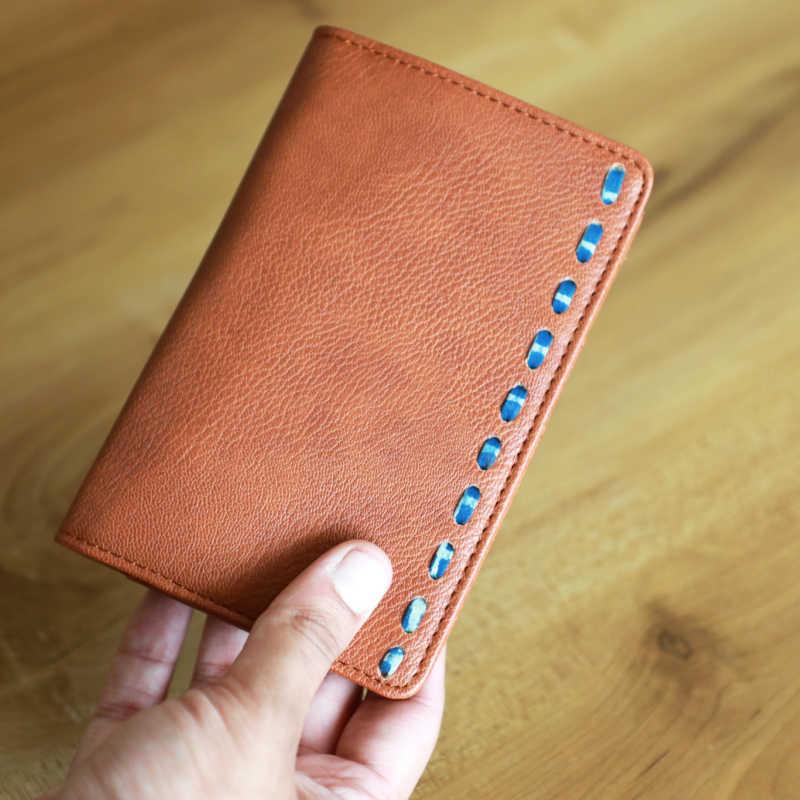 Passport Wallet-Brown