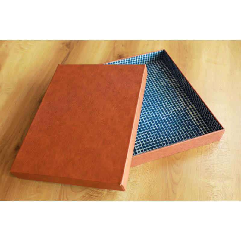 Organiser Box-Brown