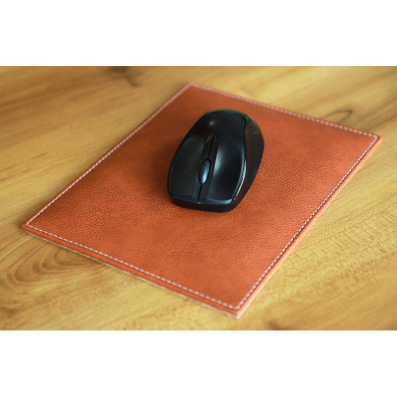 Mouse Pad-Brown