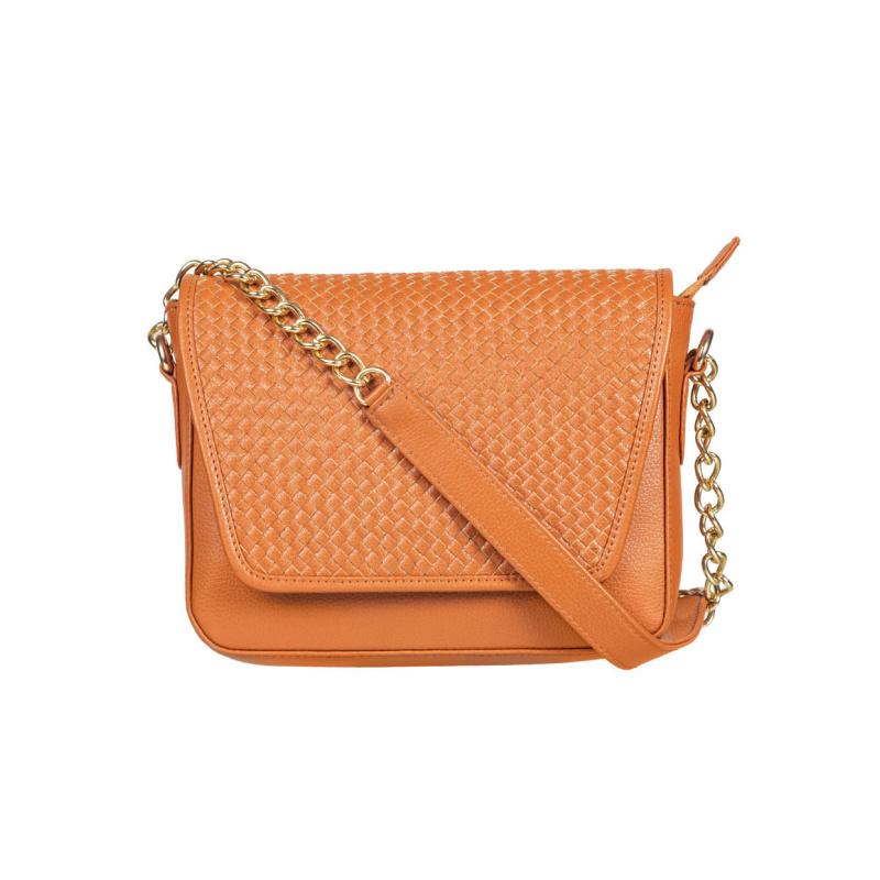 Tan Malesa Shoulder Bag