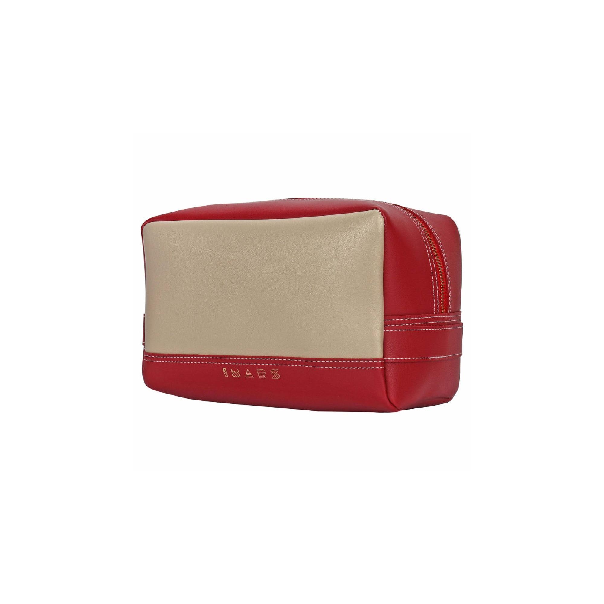 IMARS TRAVEL KIT (COMBO) FOR WOMEN JET-SET-TRAVEL KITS(SET OF 3) (RED)