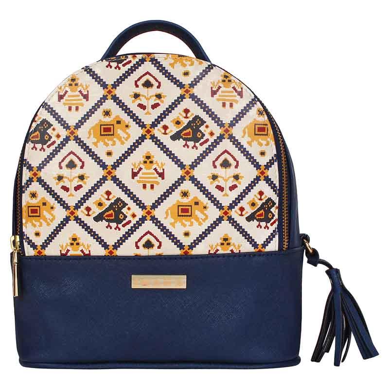 IMARS FASHION Backpack-blue Patola