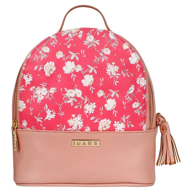 IMARS FASHION Backpack-Pink Floral
