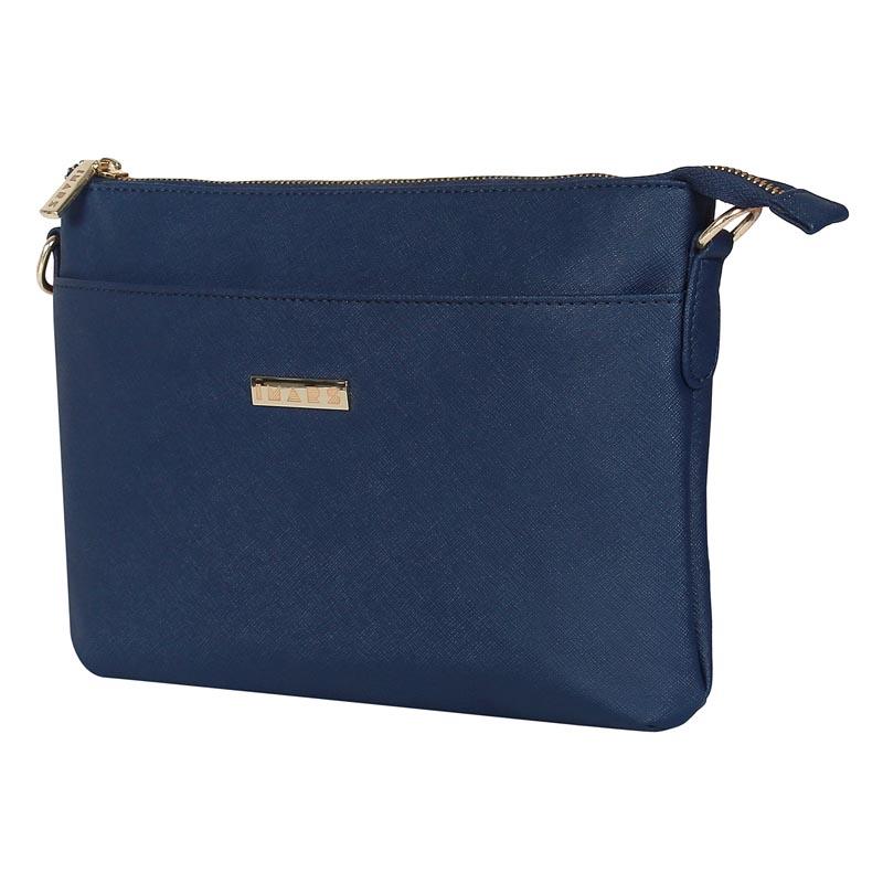 IMARS FASHION Sling Bag-Blue Patola