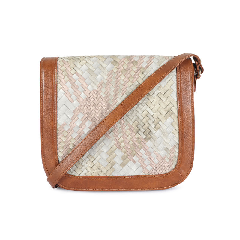 Pink Woven Classie Sling