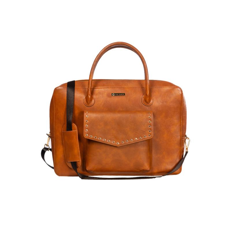 Tan Hudson Laptop Bag