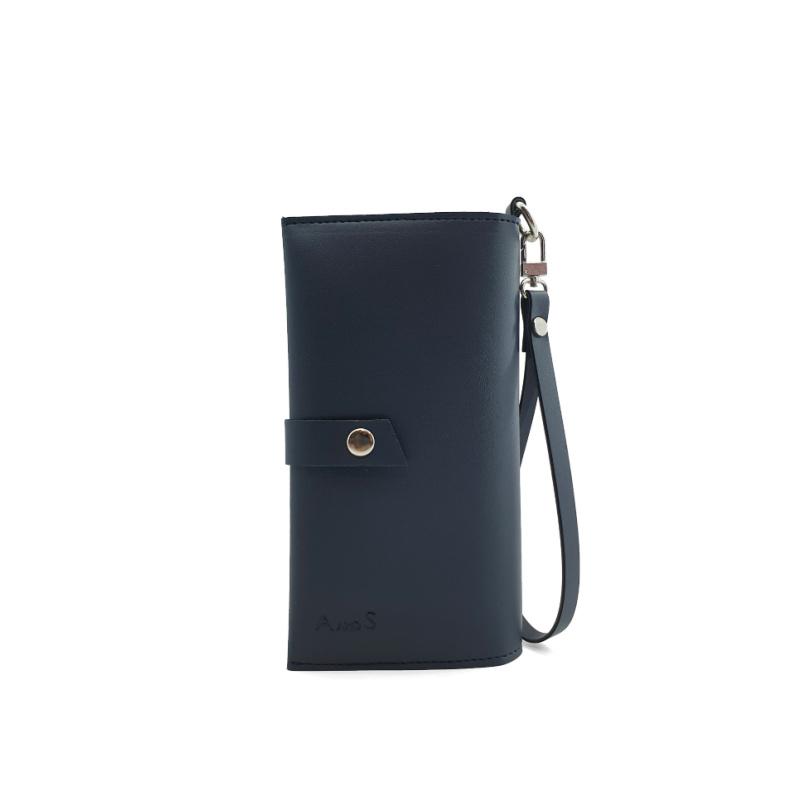 Organiser Wallet - Darkest Blue