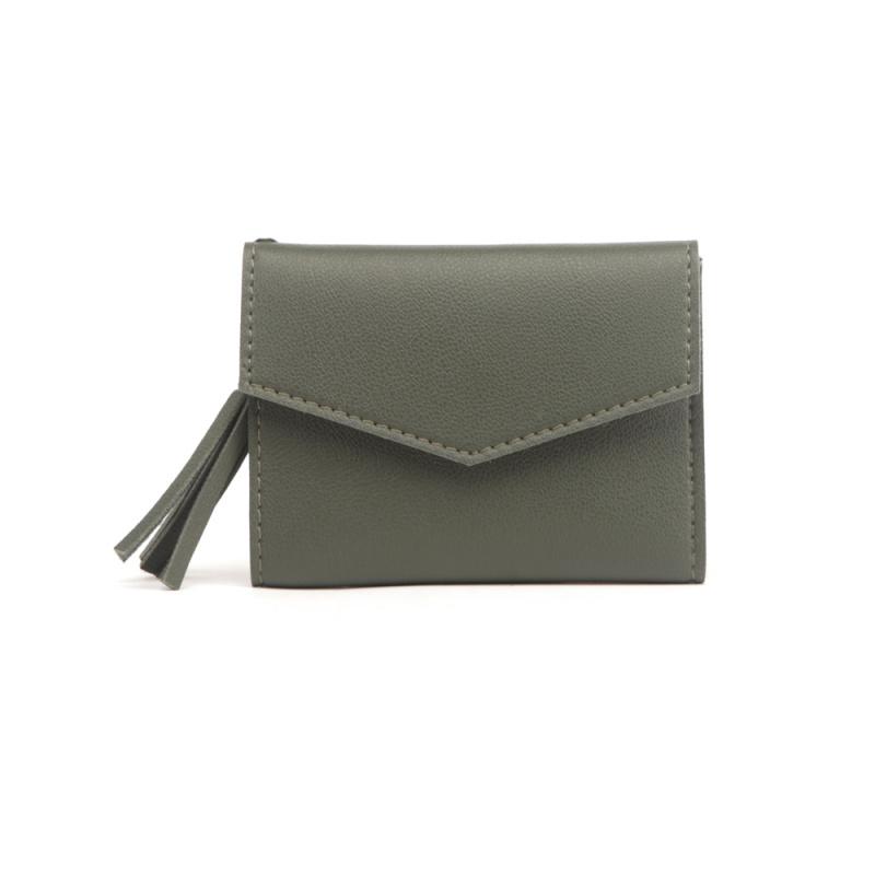 IMARS FASHION Small Wallet- Green