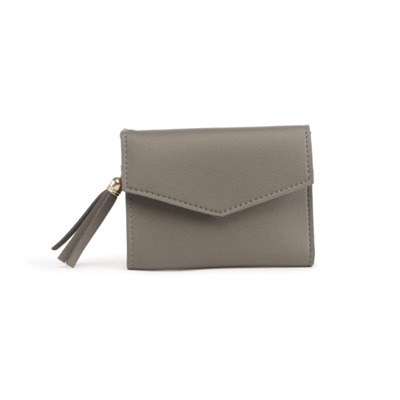 IMARS FASHION Small Wallet-Grey