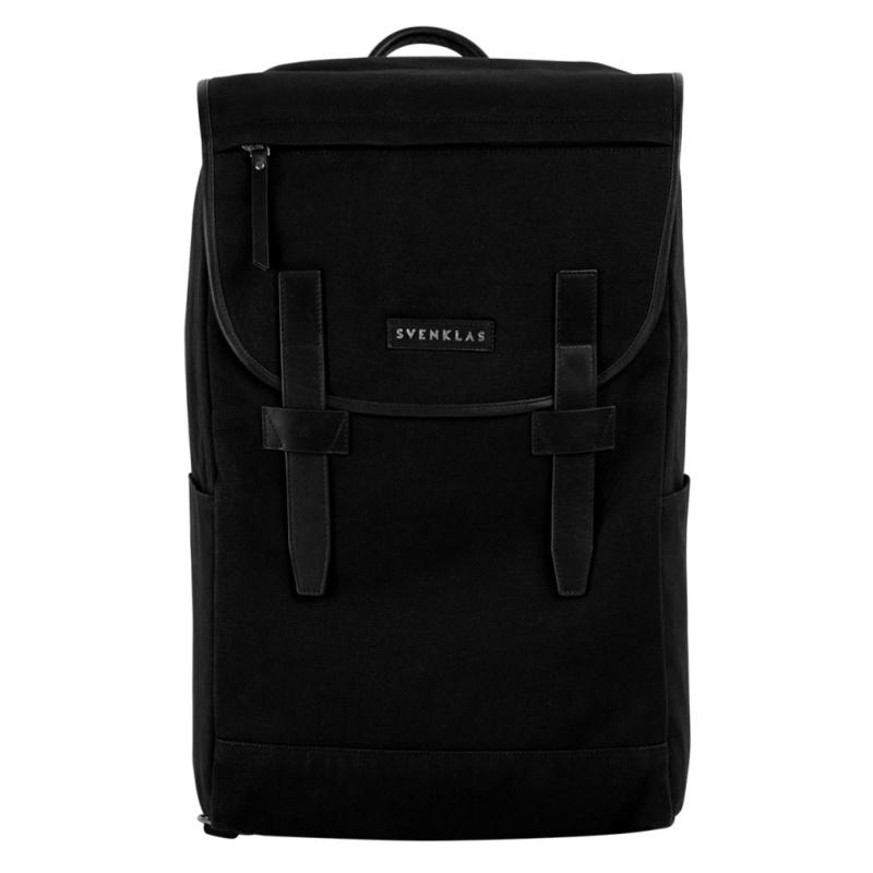 Svenklas Roscoe - Black Backpack