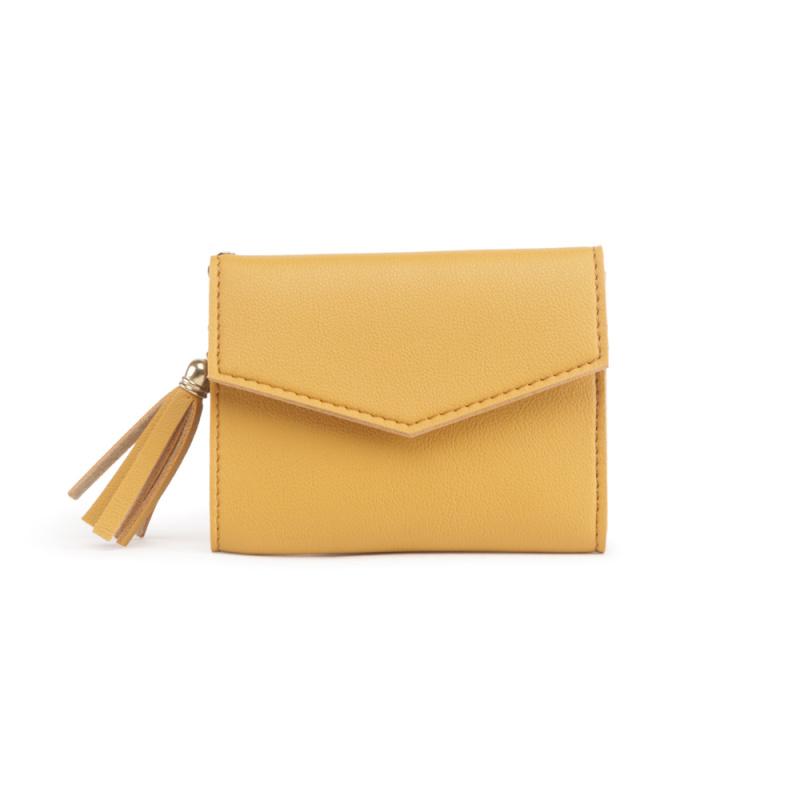 IMARS FASHION Small Wallet-Yellow