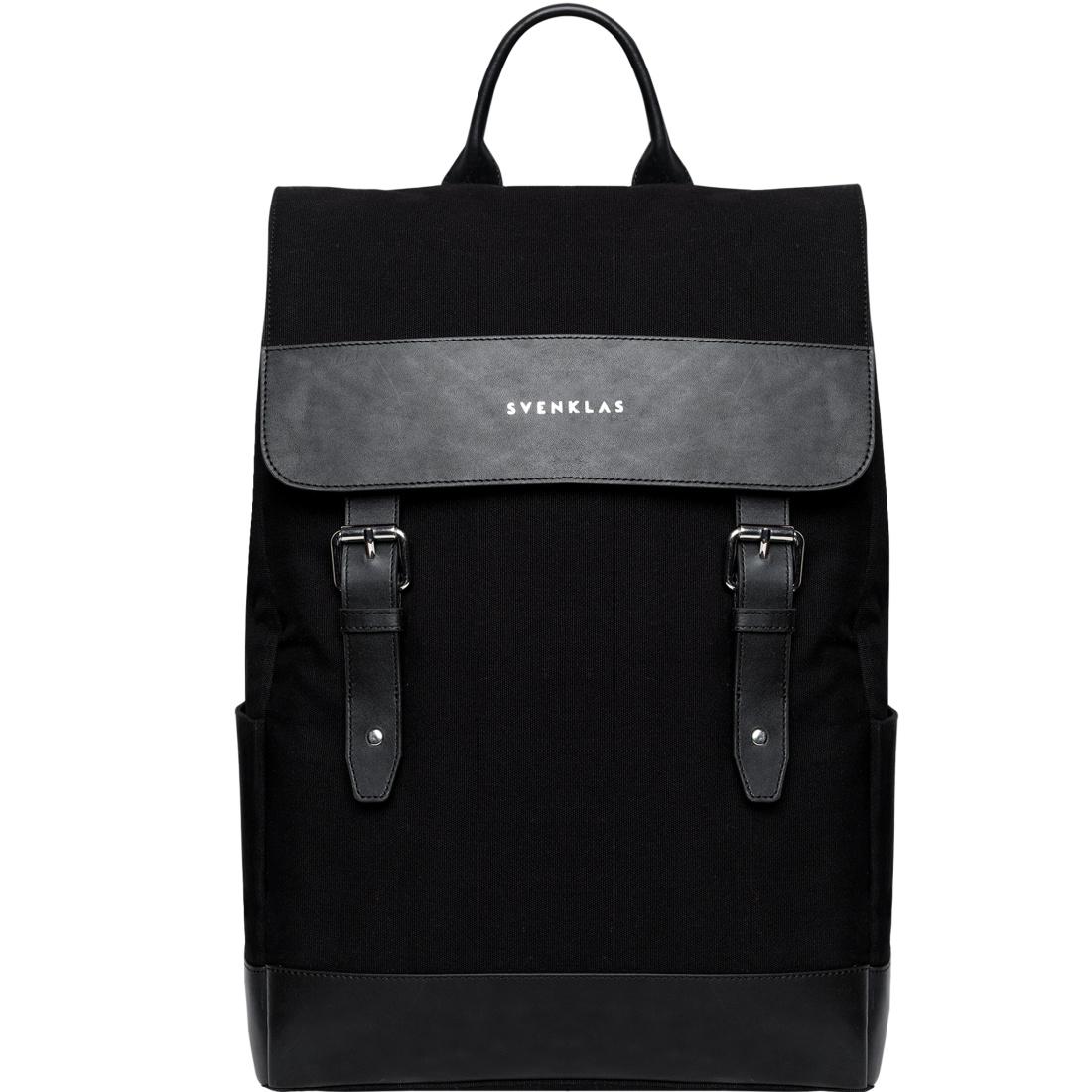 Svenklas Amber - Black Backpack
