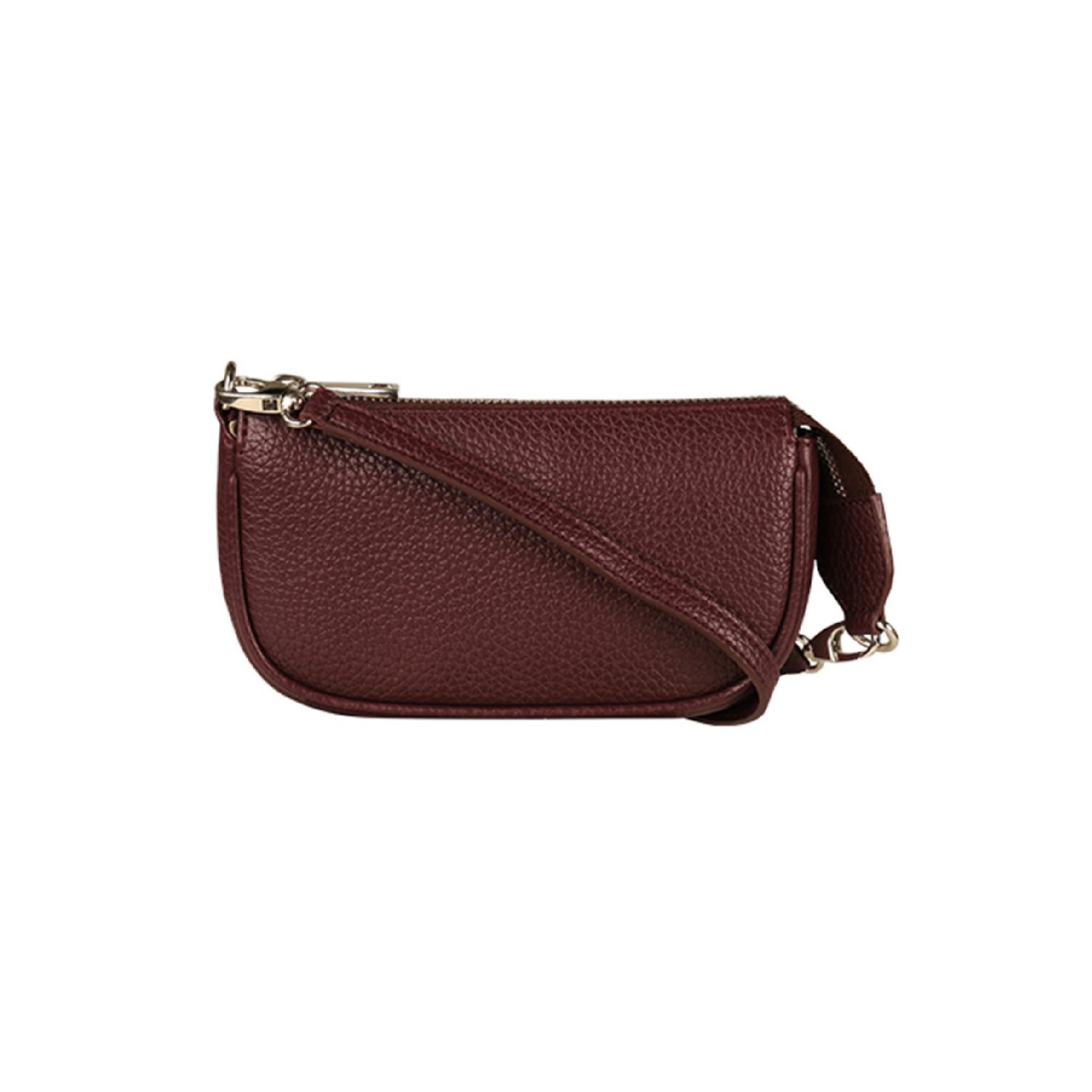 The Baby Sling Pecan Handbag