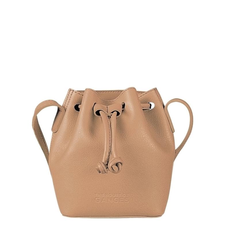 Bucky Nude Bucket Bag (Small)