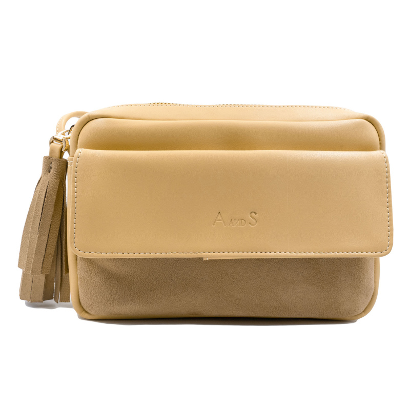 Duo Colour Sling - Neutral Yellow