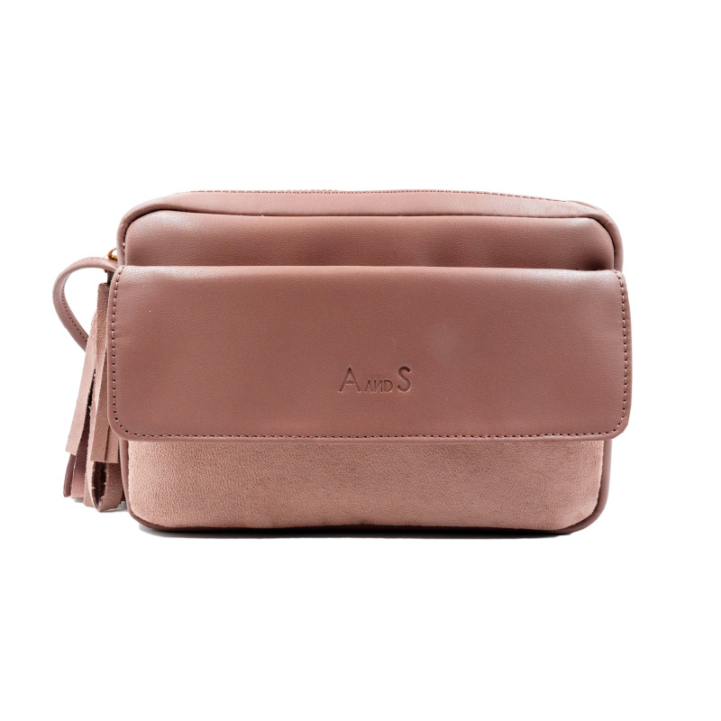 Duo Colour Sling - Rosewood