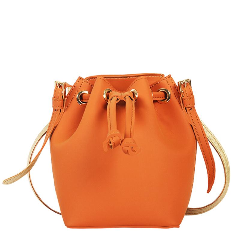 Penny Tan Bucket Bag