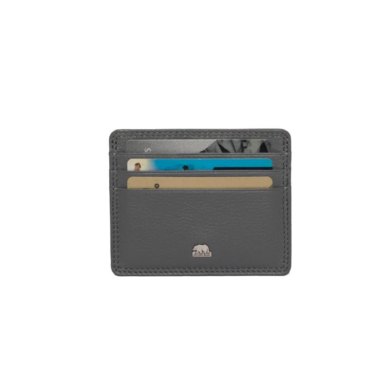 Brown Bear Design Germany Card Holder BBCL CC 6 Grey