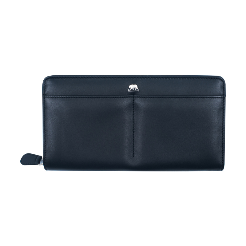 Brown Bear Women's Wallet : BB CL ALIA 04 Black/Red : Black