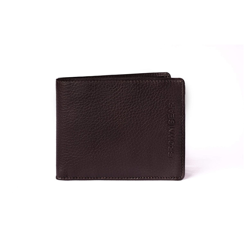 Brown Bear Design Germany Classic Men's Wallet 1640 : Coco