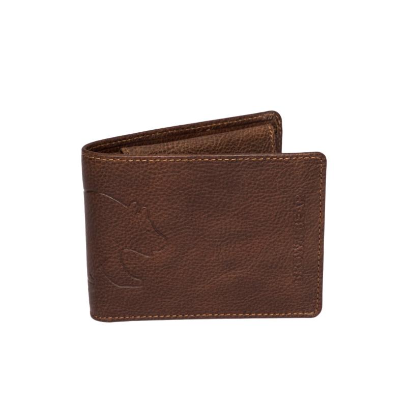 Brown Bear Design Germany Vintage Wallet Joey : Brown