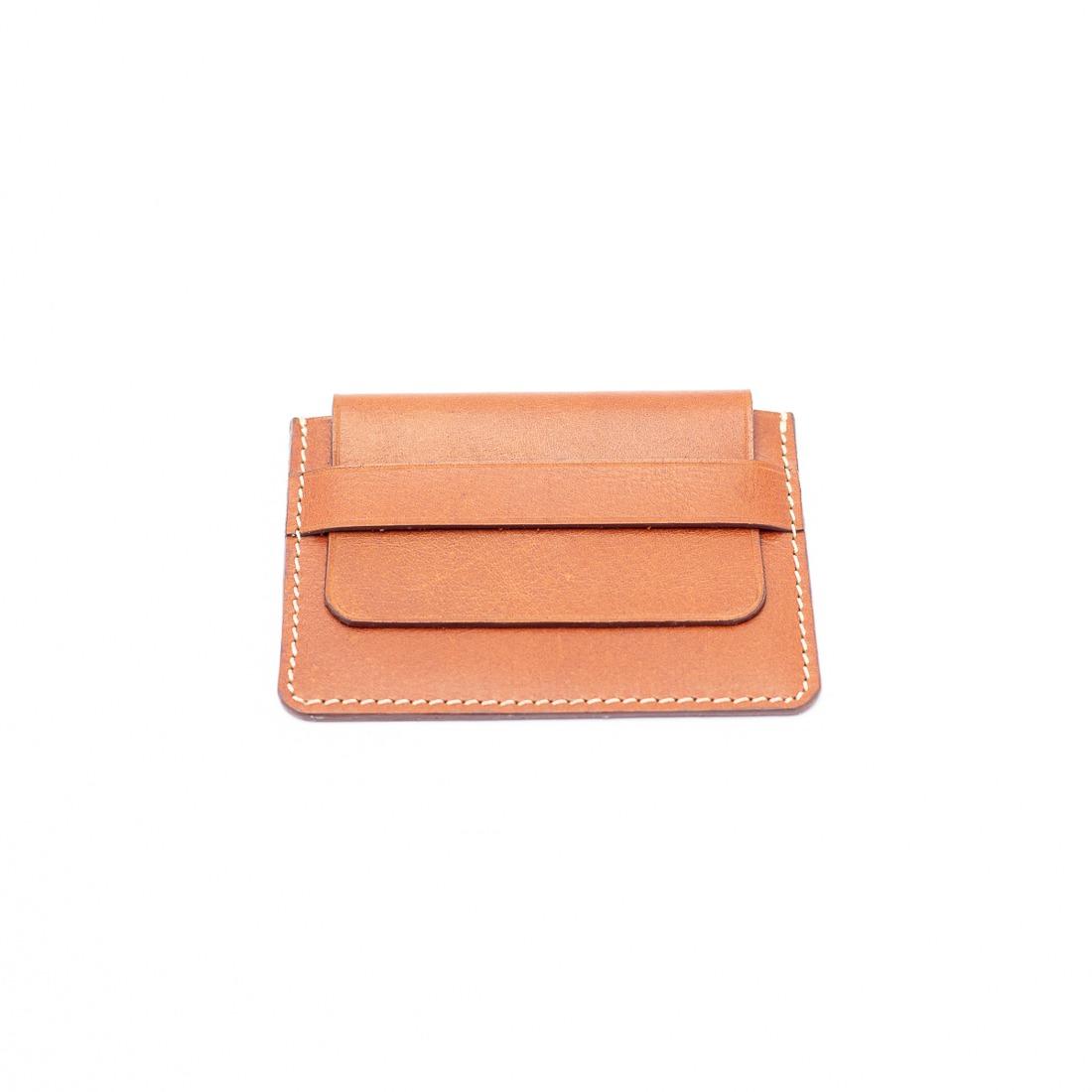 Sauve Business Card case with Flap