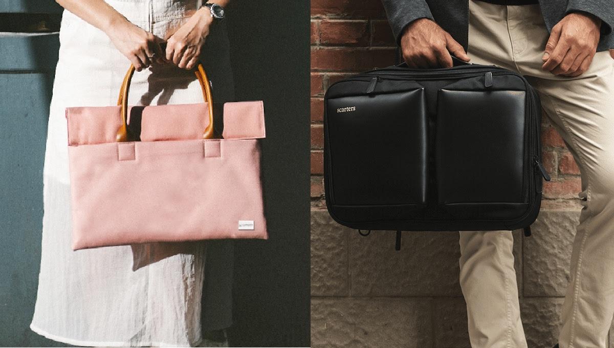 Laptop bag for men and women